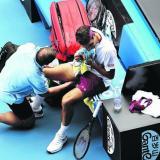 Federer no jugará más este año tras operarse en una de sus rodillas