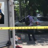 Mujer asesinada.