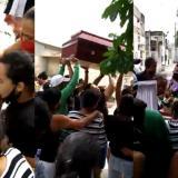 En video | 'Pupileto' fue sepultado pese a ser sospechoso de COVID-19