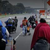 Reactivación económica del país redujo el retorno de venezolanos: Migración