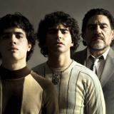 Nicolás Goldshmidt será Diego Maradona en la juventud; Nazareno Casero, el de la década del ochenta; y Juan Palomino, el del último tiempo.