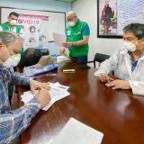 Revisan hospitales intervenidos en Córdoba para acciones frente al COVID-19