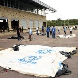 Colombia instala campamento transitorio para venezolanos atrapados en Cúcuta