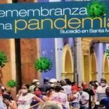 Samario sanado de COVID-19 publicó libro sobre el drama familiar vivido