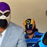 La crisis de la COVID-19 aplasta a los luchadores mexicanos