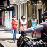 55 mototaxistas con COVID-19 en Malambo no creen en resultado de la prueba