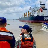 Mejoran condiciones de navegabilidad en el Río: Calado autorizado es de 9,8 m