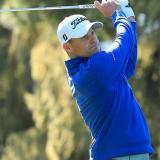 El estadounidense Nick Watney, primer golfista contagiado con COVID-19.