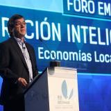 El presidente de BID, Luis Alberto Moreno.