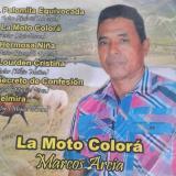Marcos Arcia, cantautor.