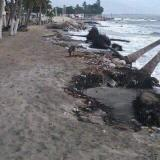 Erosión costera en Ciénaga, un problema de nunca acabar