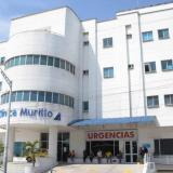 Fachada de la Clínica Murillo.