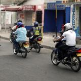 Restringen mototaxismo en cuatro municipios del Atlántico