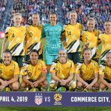 La selección de Australia es séptima en el escalafón mundial de la Fifa.