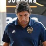Jorge Bermúdez trabaja en la secretaría de Boca Juniors, de la mano de Juan Román Riquelme.