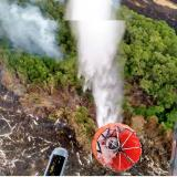 Se retrasa contención del incendio en el Isla Salamanca
