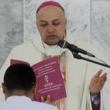 Se posesionó el nuevo obispo de la diócesis de Montelíbano