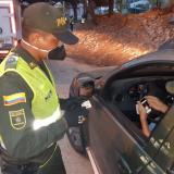 Los controles se extremaron en vías principales de Cartagena.