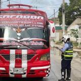 Revelan las 17 rutas autorizadas para transporte público en Cartagena