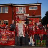 Un retrato con las principales figuras del Liverpool.