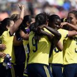 Jugadoras colombianas lamentan que su país no sea sede del Mundial de 2023