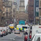 Al menos tres muertos en un ataque con cuchillo en un hotel de Glasgow