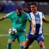 Un lujoso túnel de Benzema a Espinosa le aclaró el camino al Real Madrid
