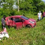 Accidente en la Cordialidad deja un adolescente muerto