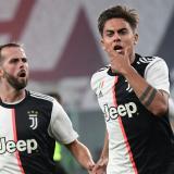 Festival de golazos en triunfo de la Juventus, con Cuadrado de titular