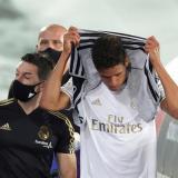 Varane, baja del Real Madrid ante el Athletic de Bilbao por una cervicalgia