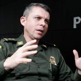 Juan Carlos Buitrago, exdirector de la Policía Fiscal y Aduanera, general (r).