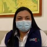 Johana Bueno, directora del Dadis.