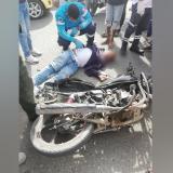 Hombre muere tras ser chocado por un camión en la Circunvalar