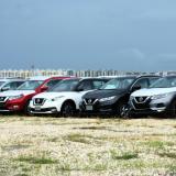 Un concesionario de vehículos en Barranquilla.