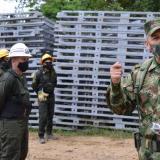 Instalarán puente militar en Valencia, sur de Córdoba