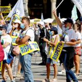Siguen creciendo los contagios en Italia: 276 el último día