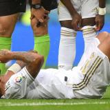 Marcelo sufre la tercera lesión de la temporada en la misma zona.