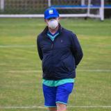 El entrenador argentino Carlos Ischia.