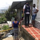 Lluvias: 452 casas afectadas en 24 barrios de Santa Marta