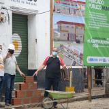 Inician las obras del nuevo mercado público en Baranoa
