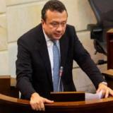 Eduardo Pulgar, senador de la República.