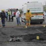 Se eleva a 37 el número de fallecidos por tragedia en Tasajera