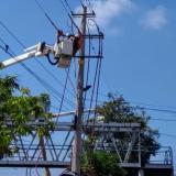 13 circuitos estarán sin energía eléctrica este martes y miércoles