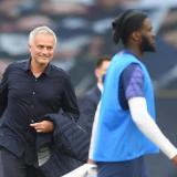 El portugués José Mourinho, entrenador del Tottenham.
