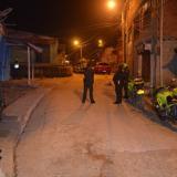 Sector Belén del barrio Nelson Mandela, en el suroccidente de Cartagena.