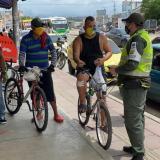 El consumo y venta de licor en establecimientos comerciales y en sitios públicos de Cartagena están prohibidos desde este jueves.