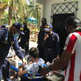 Armada brinda atención a comunidades vulnerables en el Atlántico