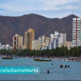 """La campaña """"TeextrañoSantaMarta"""" del Indetur en el presente aislamiento."""