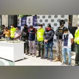 Caen 11 más del 'Clan del Golfo' que delinque en Sucre