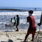 Los pescadores de Tasajera, atrapados en la red de la miseria